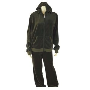 bdbbb7fd02758a Ralph Lauren · Ralph Lauren Sweat Suit Jacket L Pants M Velour